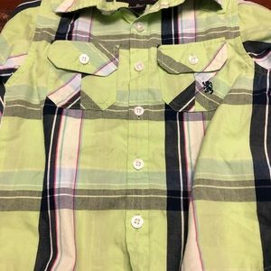 English Laundry Long sleeve buttoned down 3t